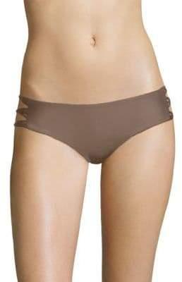 Mikoh Barcelona Skinny String Bikini Bottom