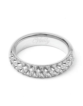 Vitaly Anti-Stone Ring Silver