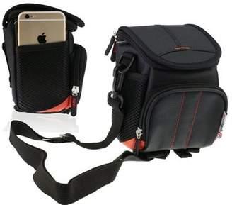 Sony Navitech Black Digital Camera Case Bag Cover For The Cyber-Shot W800
