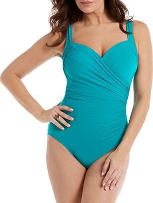 Miraclesuit Swim Must Haves Sanibel One-Piece Swimsuit