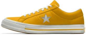 Nike Converse Custom One Star Corduroy Shoe