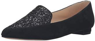 Nine West Women's Abay Suede Pointed Toe Flat