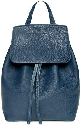 Mansur Gavriel Tumble Mini Backpack - Blu