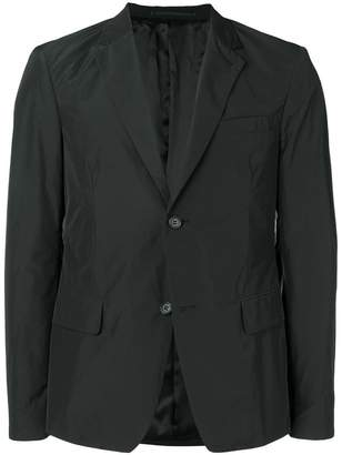 Prada long-sleeved fitted jacket