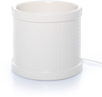 Yankee Candle Scenterpiece Basketweave Wax Melt Warmer