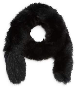 Moncler Fox Fur Scarf