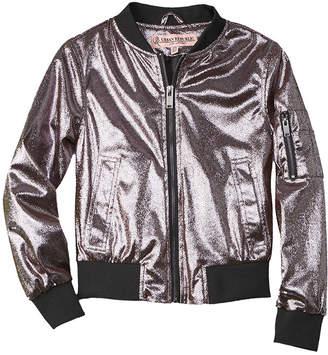 Urban Republic Metallic Bomber Jacket