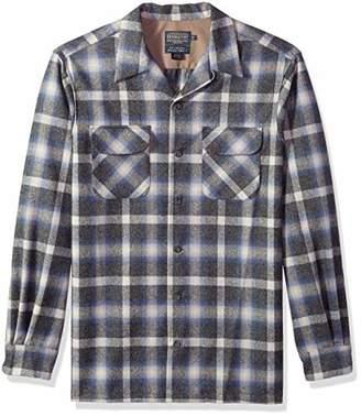 Pendleton Men's Classic Fit Long Sleeve Board Shirt