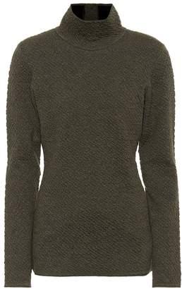 Victoria Beckham Turtleneck wool sweater
