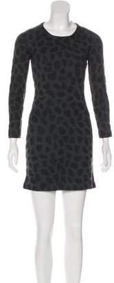 3.1 Phillip Lim Merino Wool Mini Dress