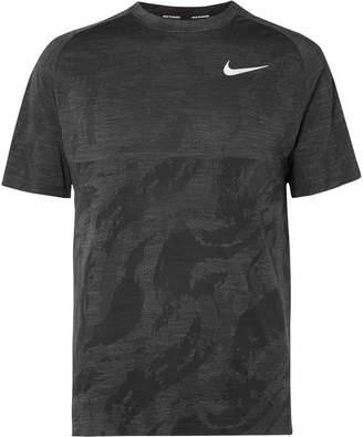 Nike Running - Medalist Jacquard Dri-FIT T-Shirt