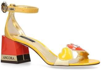 Dolce & Gabbana Keira Sandals 60