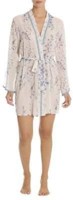 In Bloom Twine Floral-Print Robe