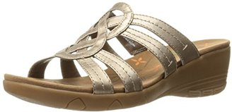 BareTraps Women's Harvey Slide Sandal $59 thestylecure.com