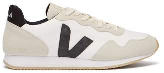Veja Sdu B Mesh Recycled Low Top Trainers - Mens - White Black