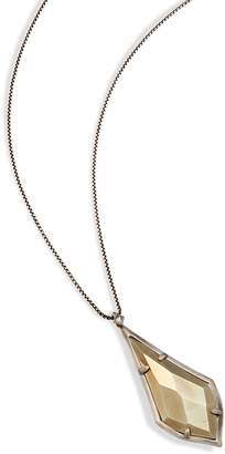Kendra Scott Damon Long Pendant Necklace