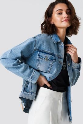 Cheap Monday Upsize Jacket Blue