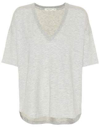 Rag & Bone Phoenix cotton-blend T-shirt