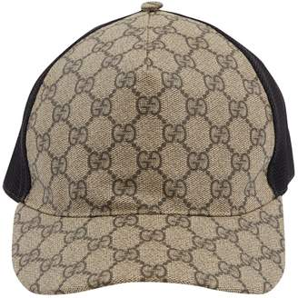 2fbd5f79345 Pre-Owned at Vestiaire Collective · Gucci Grey Cotton Hats   pull on hats