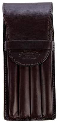 Filson Leather Cigar Case