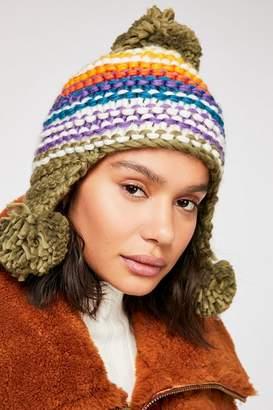 Escapade Stripe Trapper Hat