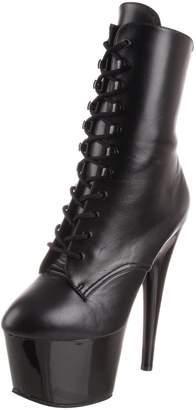 Pleaser USA Women's Adore-1020/B/LE Boot