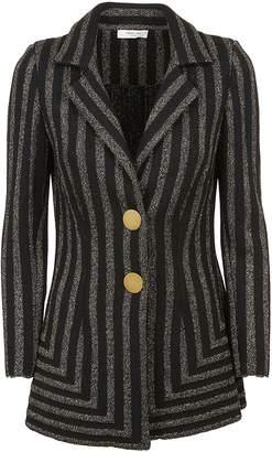 Charlott Vertical Striped Blazer