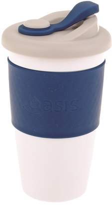 Oasis Eco-Cup Biodegradable Navy 454ml