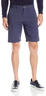 Burnside Men's Austin Knee Lengh Cotton Short