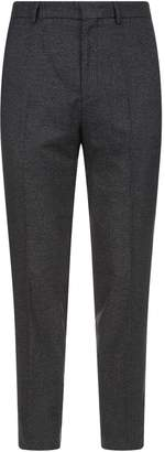 HUGO BOSS Speckled Marl Tailored Trousers