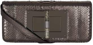 Tom Ford Python Natalia Clutch