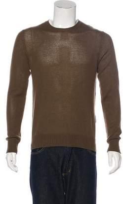 Prada Cashmere Crew Neck Sweater w/ Tags