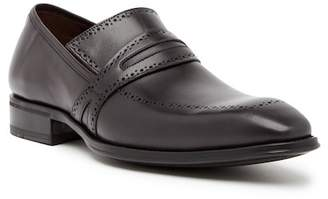 Mezlan Perforated Loafer