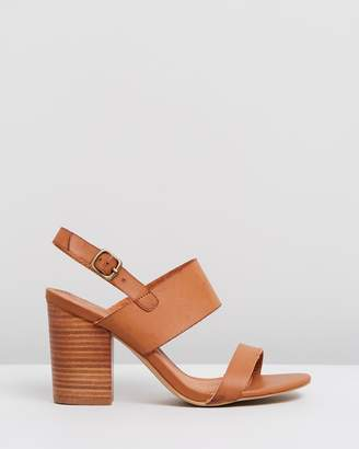 Spurr ICONIC EXCLUSIVE - Elise Block Heels