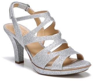 57536b6aa3 Naturalizer Dianna Strappy Heeled Sandal - Wide Width Available