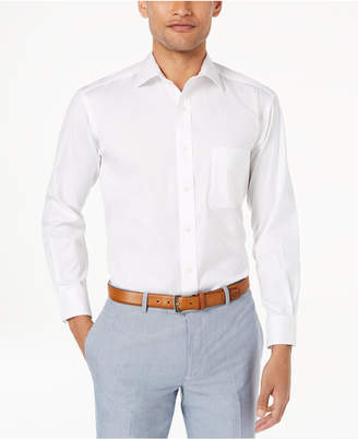 Club Room Men's Big & Tall Classic/Regular Fit Dress Shirt