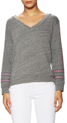 Rebecca Minkoff Canyon V-Neck Sweater