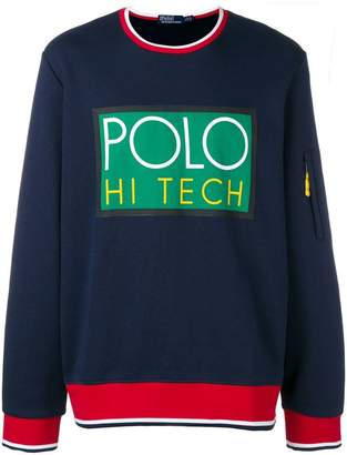 Polo Ralph Lauren Hi Tech sweatshirt