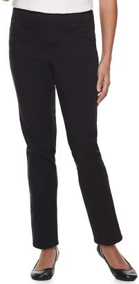 Croft & Barrow Women's Pull-On Crop Jeans