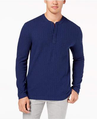 Tasso Elba Men's Pullover Long Sleeve, Created for Macy's