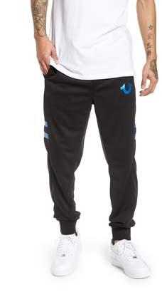 True Religion Brand Jeans Foil Detail Jogger Pants