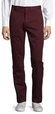 Brooks Brothers Red Fleece Plum Chino Pants