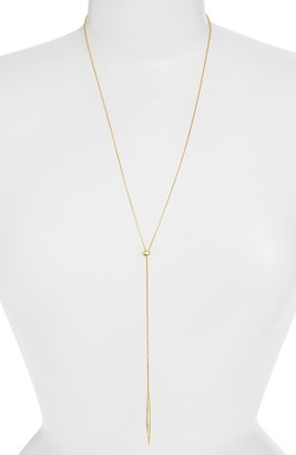 Women's Nadri 'Tattoo' Encrusted Lariat Necklace $75 thestylecure.com