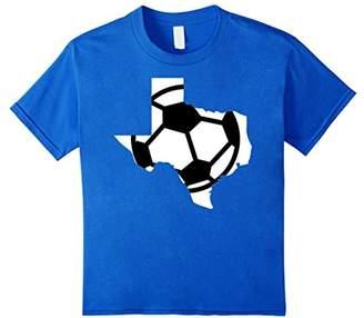 Texas Soccer Sport Love T shirt