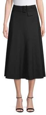 Marella Azulene A-Line Skirt
