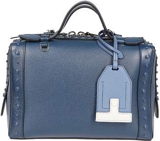 Tod's Rubber Pebble Shoulder Bag