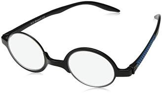 A. J. Morgan A.J. Morgan Unisex-Adult Orb - Power 40158 Round Reading Glasses