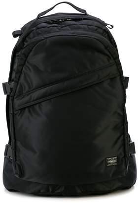 Porter-Yoshida & Co Tanker logo patch backpack
