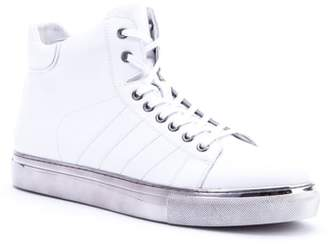 Badgley Mischka Hunter High Top Sneaker