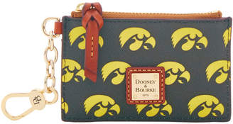 Dooney & Bourke NCAA Iowa Zip Top Card Case